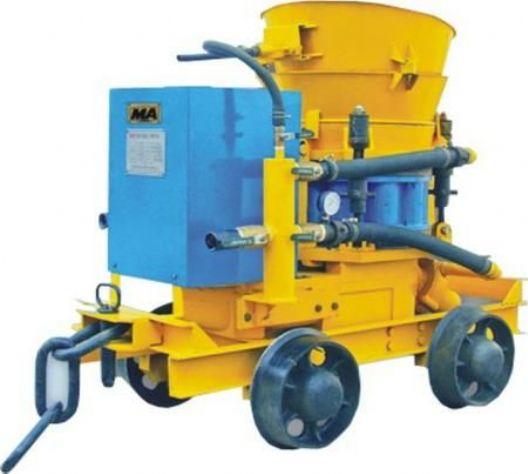 点击查看详细信息<br>标题:矿用混凝土喷射机(喷浆机) 阅读次数:1314